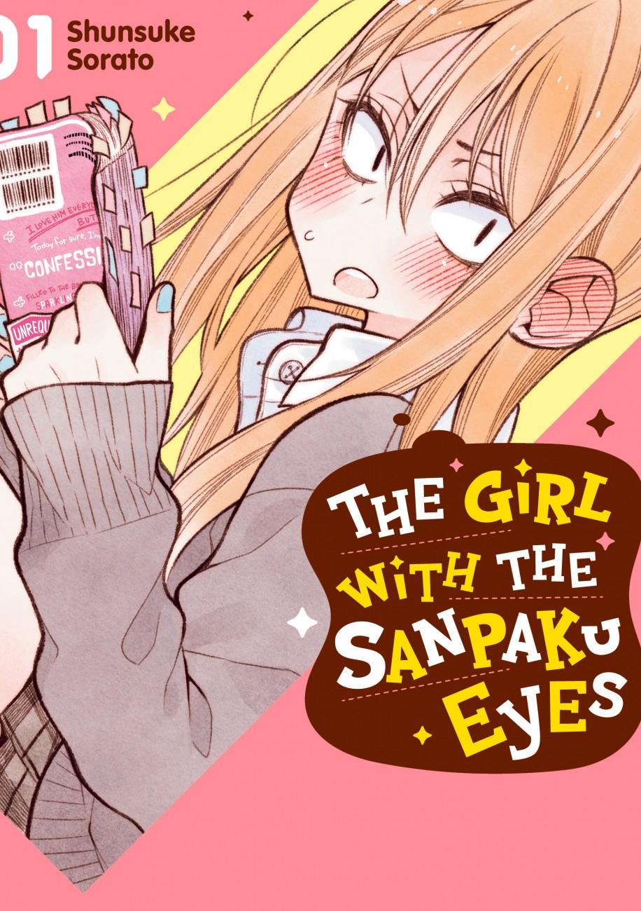 The Girl with the Sanpaku Eyes, Volume 1