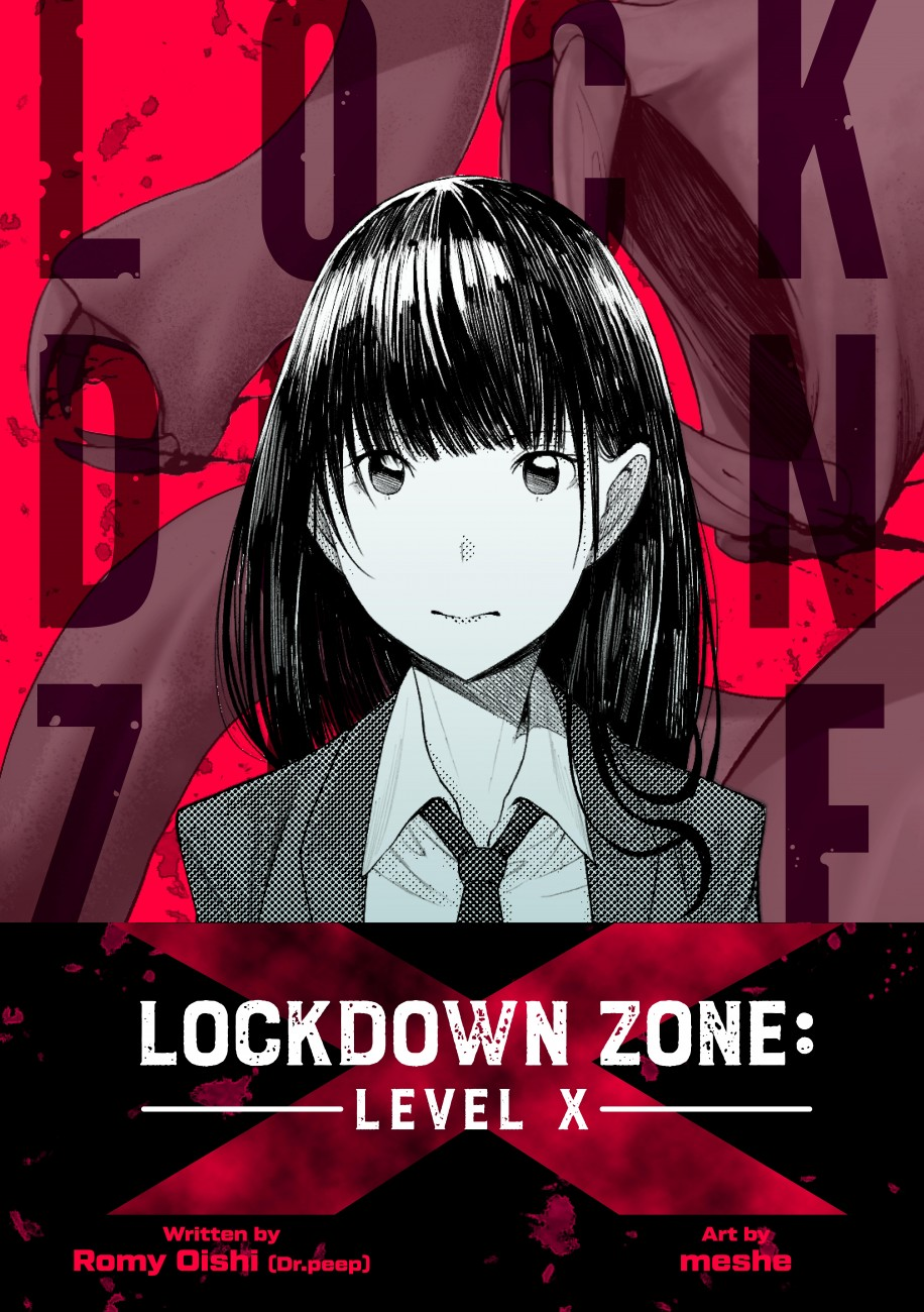 Lockdown Zone: Level X, Chapter 1